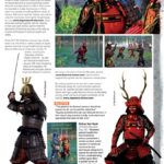 Magazine Article About Samurai Armor & Accessories by Iron Mountain Armory